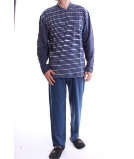 Pánske pyžamo nadmerné VZOR 15