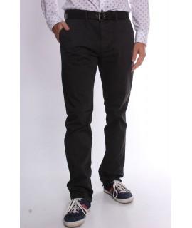 bea0fb6cb Pánske športovo-elegantné nohavice SLIM FIT VZOR 351 - tmavosivé