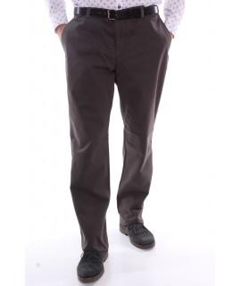 b362242cc Pánske športovo-elegantné nohavice (253) VETRINA - sivé