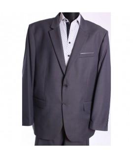 Pánsky oblek JASNY-KLASIK 1. (v. 176 cm) - svetlosivý