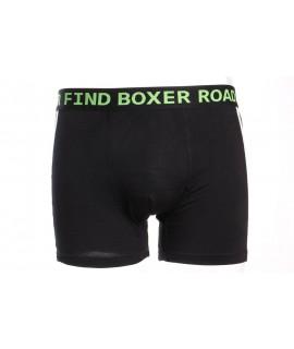 Pánske bambusové boxerky FINDROAD (H7033) - čierne