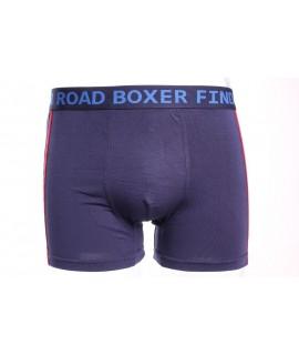 Pánske bambusové boxerky FINDROAD (H7033) - modré