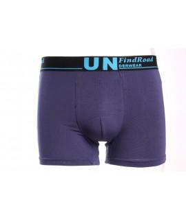 Pánske bambusové boxerky FINDROAD (H7071) - modré
