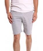 Pánske bavlnené krátke nohavice SUPER GLR. SPORTWEAR - bledosivé