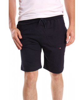 Pánske bavlnené krátke nohavice SUPER GLR. SPORTWEAR - tmavomodré