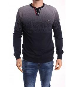 Pánske tričko BK ELVIS SPORT (492) - tmavomodré