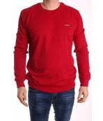Pánske bavlnené tričko ELVIS SPORT (295) - bordové