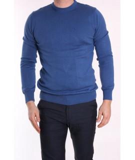Pánsky pulóver POOL PARK (191406) - modrý