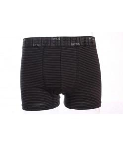 Pánske boxerky BERRAK (4475) - čierne pásikavé