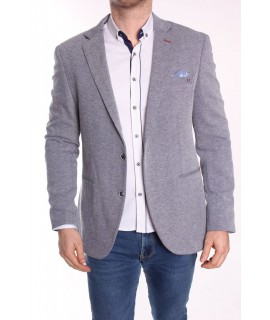 Pánske športovo-elegantné sako ENZO (245) - modré