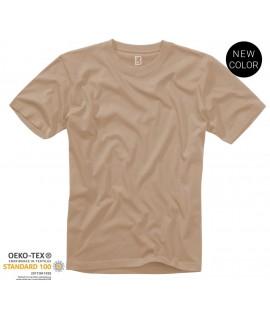 Brandit pánske tričko - béžové