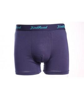 Pánske bambusové boxerky FINDROAD (7090) - modré