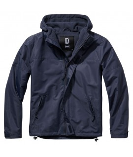 Brandit pánska vetruvzdorná bunda - modrá