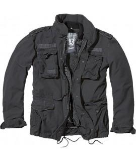 Brandit pánska bunda M65 Giant s vyberateľnou vložkou - čierna