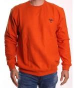 Pánske tričko SML-STYLE (2365) - oranžové