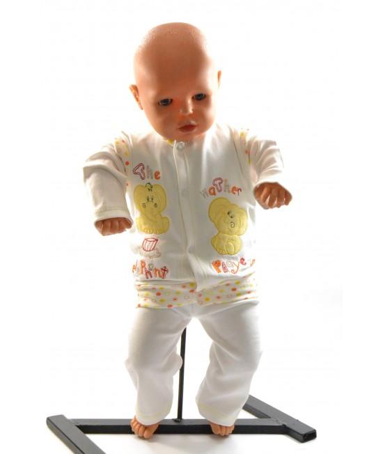 Baby súprava SLON 1 - maslová