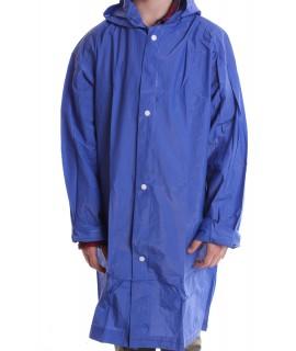 Pršiplášť detský (E-002) - modrý
