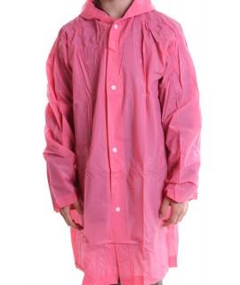 Pršiplášť detský (K111S) - ružový
