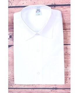 Detská košeľa - biela (v. 116-140 cm)