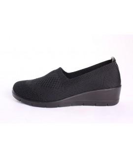 Dámska letná zdravotná obuv (3590) - čierna