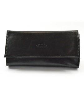 Čašnícka peňaženka ANGEL (C18-R64) - čierna (19x10 cm)
