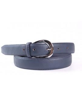 Dámsky opasok (P88-3) - fialovo-modrý (š. 3 cm)