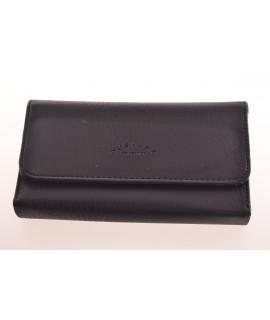 Čašnícka peňaženka OUSHANG (C18) - čierna (18,5x10 cm)