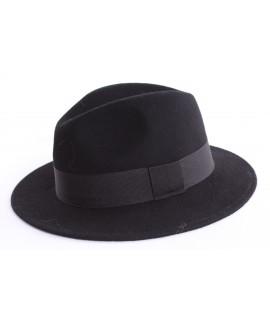 Pánsky klobúk - čierny 2.