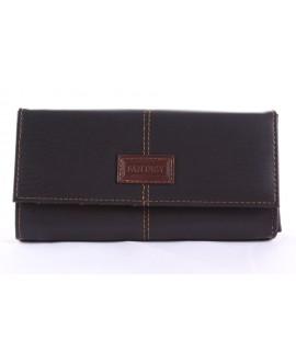 """Čašnícka peňaženka """"FANTASY"""" (18R) - čierna (19x10 cm)"""