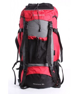 Batoh A33 EYE MOUNTAINEER 75 l (68x38x23 cm) - červeno-čierny