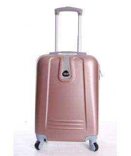 Cestovný kufor BONTOUR (55x37x20 cm s kolieskami) - staroružový