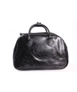 Cestovná taška (42x28x24 cm) - čierna 1.