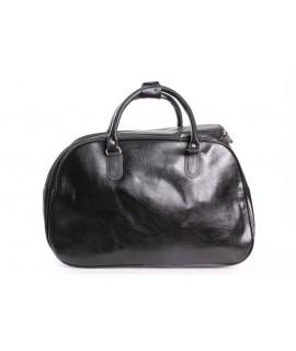 Cestovná taška (42x28x24 cm) - čierna 2.