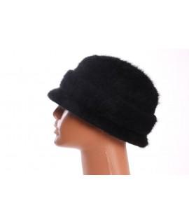 Dámsky klobúk - čierny