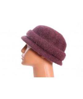 Dámsky klobúk - fialový
