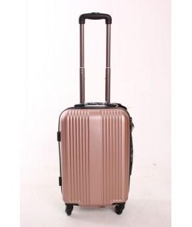 Cestovný kufor QF (57x38x23) - rosegold