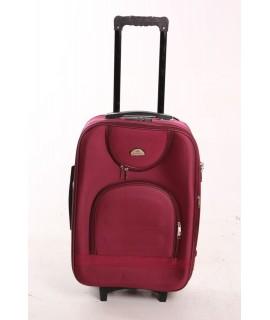 Cestovný kufor QIAOFEI (60x42x20) - bordový