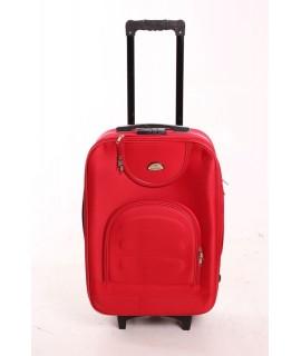 Cestovný kufor QIAOFEI (60x42x20) - červený