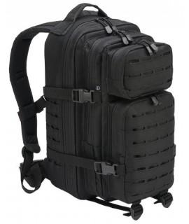 Brandit pánsky batoh medium 45x24x26cm (25l) - čierny