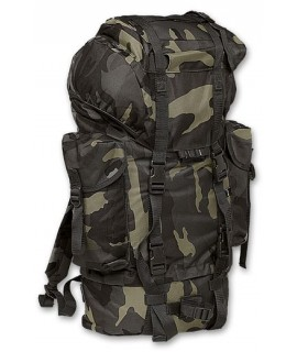 Brandit pánsky maskáčový batoh 65x43x25cm (65l) - darkcamo