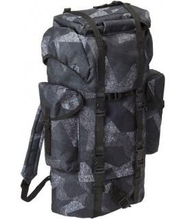 Brandit pánsky maskáčový batoh 65x43x25cm (65l) - night camo digital