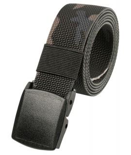 Brandit maskáčový opasok - darkcamo (š. 3,5cm)