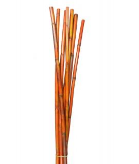 Dekoračný materiál - oranžový