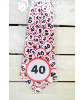 """Kravata """"40"""""""