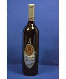 """Víno červené """"BLAHOŽELÁME MLADOMANŽELOM"""" (0,75 l)"""