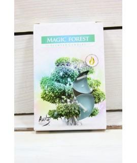 """Čajové sviečky """"MAGIC FOREST"""""""