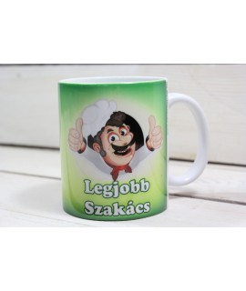 """Csésze """"A LEGJOBB SZAKÁCS"""""""