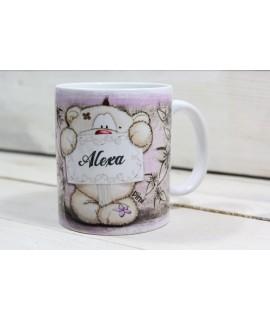 """Csésze """"ALEXA"""""""