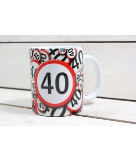 """Csésze """"40"""""""