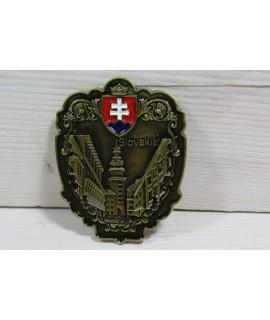 "Magnetka ""SLOVAKIA"" (p. 6 cm)"